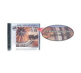 MTFCA T Tips On DVD - Balancing Tires - Series 1 - Volume 1