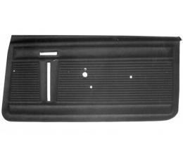 PUI Standard Front Door Panel 1968 Nova D361   Blue