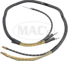 Power Window Switch Wire - Front - 26 - Ford