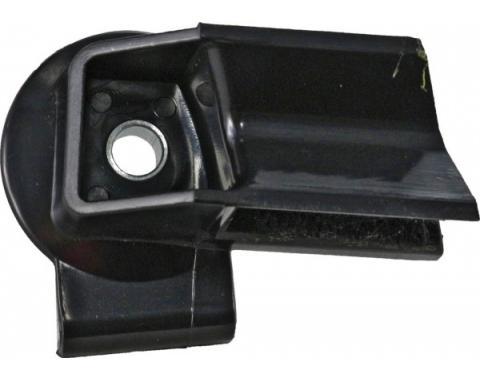 Corvette Front Window Channel Guide, Left, 1993-1996