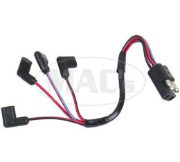 Neutral Safety Or Backup Light Switch Wire