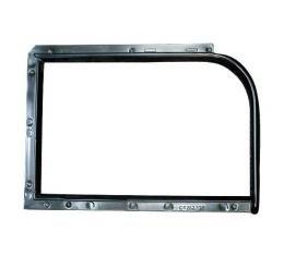 Model T Ford Quarter Window Garnish Moulding - Right - Fiberglass - 5 Window Coupe