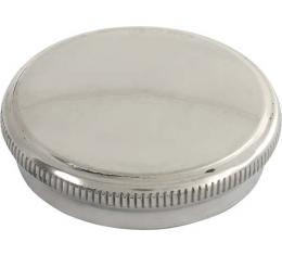 Model A Ford Gas Cap - Polished Stainless Steel - DuplicateOf Eaton Style Cap - Top Quality
