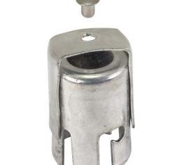 Cowl Lamp Socket & Rivet - Ford