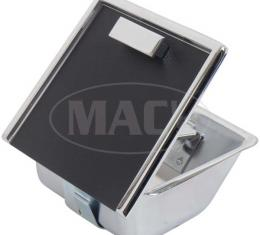 Ford Mustang Console Ash Tray - Includes Lid - Camera Case Textured Finish