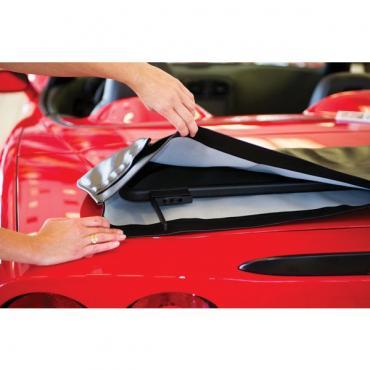 Corvette Bag, Vette Net Storage, Black, 1998-2004