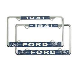License Plate Frame - 1941 Ford
