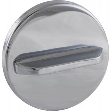Gas Cap, Chrome, Nova, 1962-1964