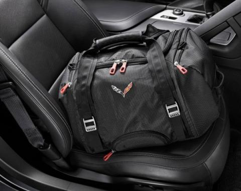 Corvette Stingray Duffel Bag, 40L, C7 Logo