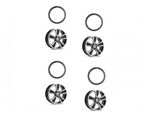 Camaro Pirelli P Zero Tire and Hurst Shaker Wheel Rim Kit, 2010-2015
