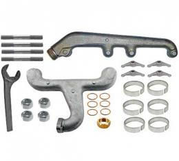 Model T Exhaust And Intake Manifold Kit, 1909-1927