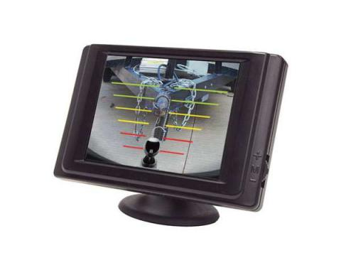 Hopkins® Smart Hitch, Back Up Camera, Hitch Aligner & Sensor System
