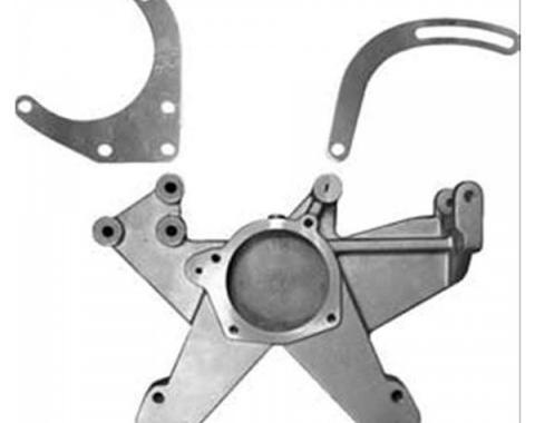 El Camino Vintage Air Universal Serpentine Belt Bracket KitFor 508 Sanden Compressor, 1959-1987