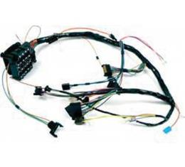 Firebird Classic Update Wiring Harness, Manual Transmission, With Rally Gauges, 1979