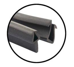 Window Lift Channel Seal - Ford Convertible
