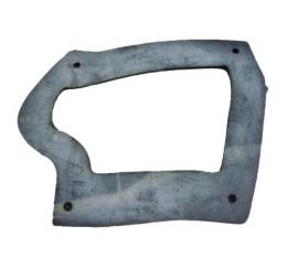 Ford Thunderbird Adjusting Hole Plate Gasket, Ford-o-matic, 1955-57