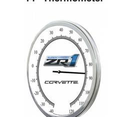 """Corvette Thermometer, 14"""", ZR-1"""