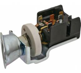 Ford Mustang Headlight Switch - 8 Spade Terminals