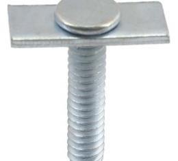 Roof Rail Seal T-Bolt - 13/16 Thread Length - Mercury Convertible
