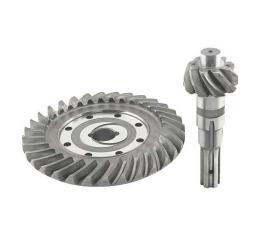 Ring & Pinion Gear Set - 3.54 To 1 Ratio - 6 Spline - Ford Pickup Truck