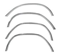 Wheel Opening Moulding Set - 4 Pieces