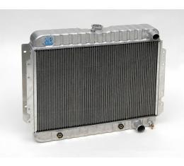 Full Size Chevy Aluminum Radiator, Griffin HP Series, 1965