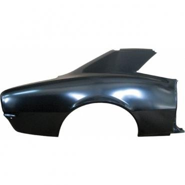 Auto Metal Direct, Complete Quarter Panel, Right, Show Quality| 700-3567-R Camaro Coupe Only 1967