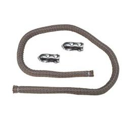 Model A Ford Robe Cords - Taupe Coachlace Braid With 1/2 Nylon Cord Core - Fordor