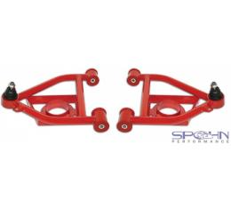 Firebird Lower Tubular Control Arms, With Bushings, 1982-1992