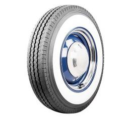 Tire - 600R16 - 3 Whitewall - Radial - Coker Classic