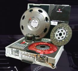 Mantic 9000 Series Twin Full Face Disc Clutch Kit With Uprated Pressure Plate, 2005-2013