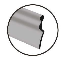Windshield Hinge Seal - Top Hinge - Ford Pickup Truck, FordCommercial Truck & Ford Station Wagon