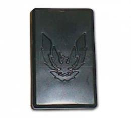Door Trim Panel Screw Cover With Engraved Logo, 1987-1992
