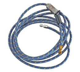 Steering Column Horn Wire - 59 Long - Ford Only