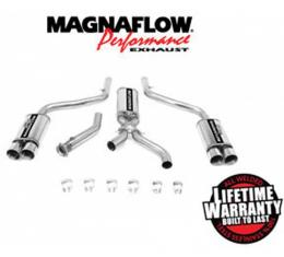 Corvette Exhaust, Magnaflow, 1992-1996