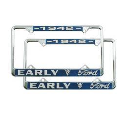 License Plate Frame - 1942 Ford