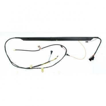 Chevy Truck Engine & Starter Wiring Harness, Small Block, For Trucks With Automatic Transmission, 1968-1969