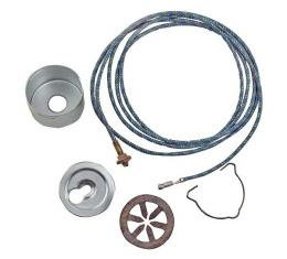 Ford Pickup Truck Horn Button Kit