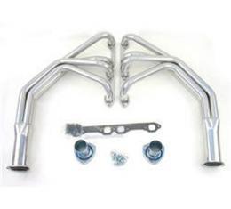 Ford Pickup Truck Exhaust Header Kit - 2 Wheel Drive Only -Metallic Ceramic Coating - 239 OHV, 272 & 292 V8