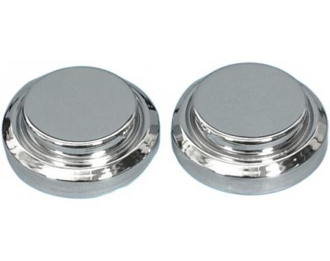 Corvette Master Cylinder Covers, Short Style, 1984-1985 & 1988-1991