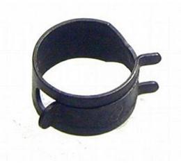 Firebird PCV Hose Pinch Clamp, Black, 1967-1980