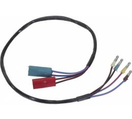 Neutral Safety Or Backup Light Switch Wire - Ford Galaxie