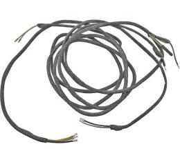 Tail Light Wire Extension Harness - With Extra Wire For Turn Signals - Mercury