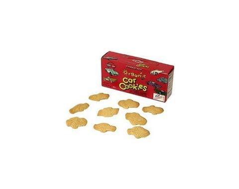 Corvette Car Cookies