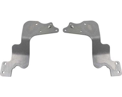 Model A Ford Luggage Rack Adapter Bracket Set - 1928 To Early 1931