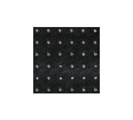 Perforated Vinyl Headliner - Black - Edsel Villager StationWagon