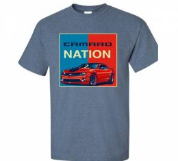 Camaro Nation - 5th Generation Camaro Tee
