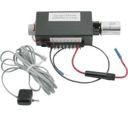Hidden Turn Signal Switch Kit - 6 Volt Positive Ground - Ford