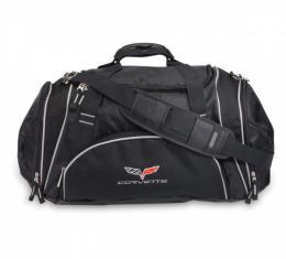 Corvette C6 OGIO Crunch Duffle Bag