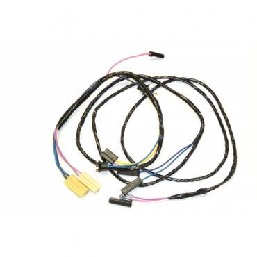 Chevy Truck Dash Side Turn Signal Wiring Harness, 1955